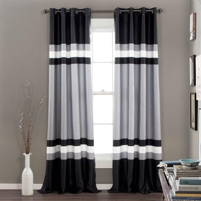 Lush Decor Madelynn Ivory Shower Curtain