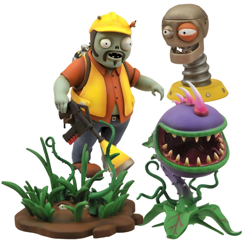 Diamond Select Toys Plants Vs Zombies Select Engineer