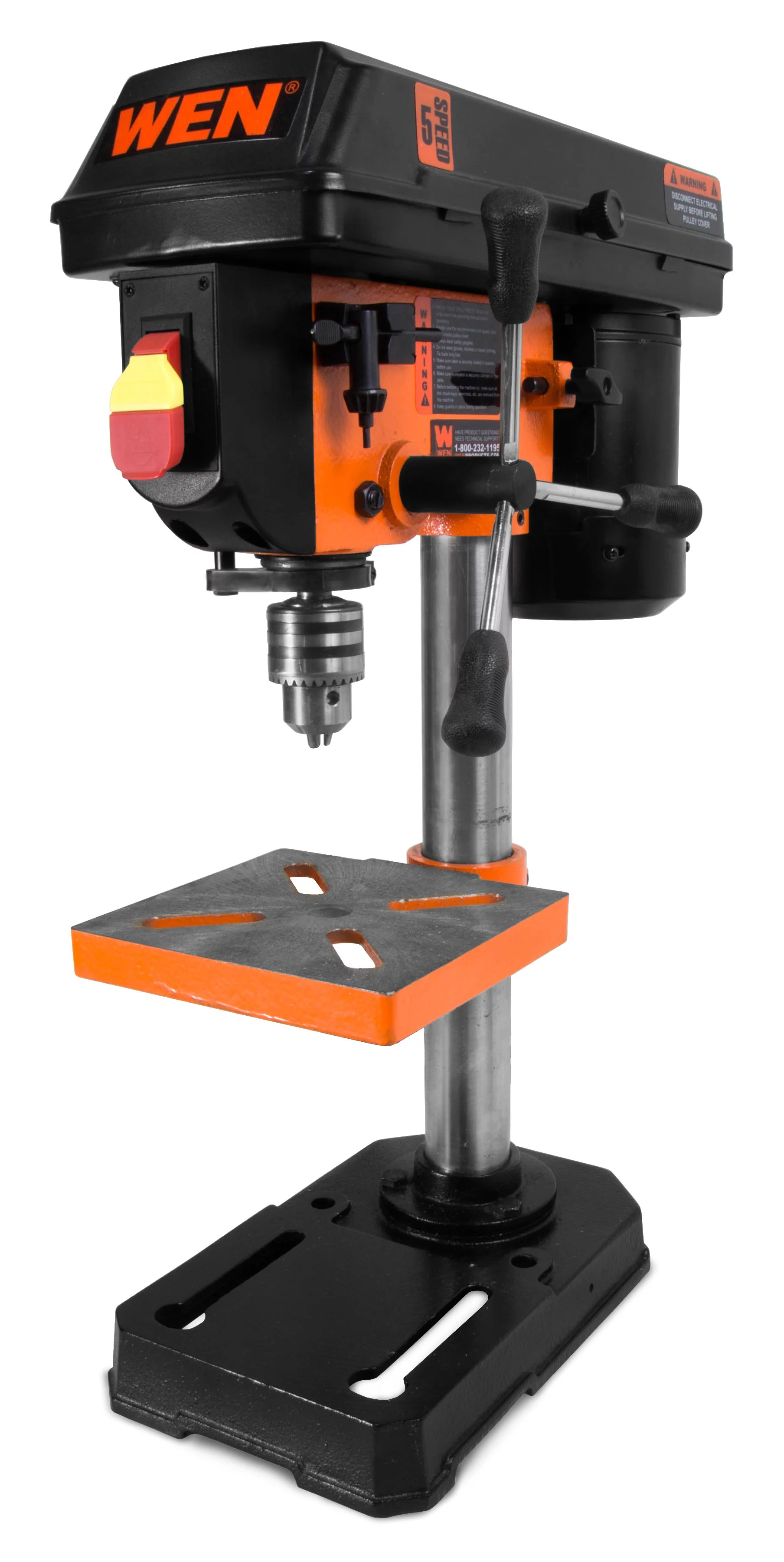 Mastercraft Drill Press Review