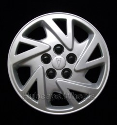 oem genuine wheel cover fits 2000 2005 pontiac sunfire professionally refinished like new 14in replacement single hubcap walmart com [ 900 x 900 Pixel ]