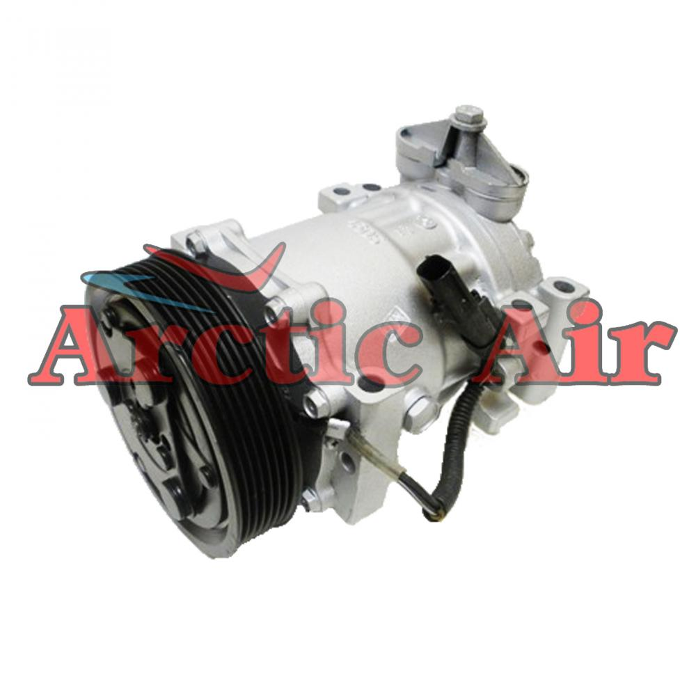 hight resolution of remanufactured auto a c compressor with clutch for 1998 2001 dodge durango 5 9l 1 year warranty walmart com