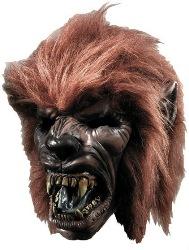 werewolf with hair mask - wf154