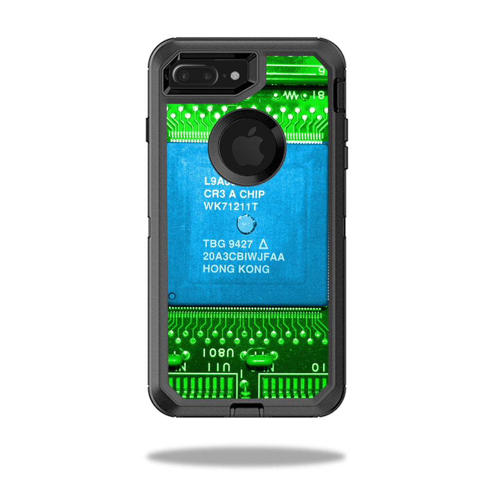 Circuit Board Cpu Iphone 6 Plus Armor Phone Case Cell Phones