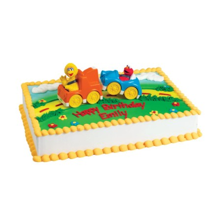 Fabulous Elmo Birthday Cake Walmart The Cake Boutique Funny Birthday Cards Online Chimdamsfinfo