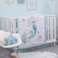 Baby Girl Crib Bedding Set by Disney