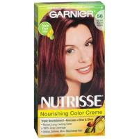 Garnier Nutrisse Haircolor - 56 Sangria (Medium Reddish ...