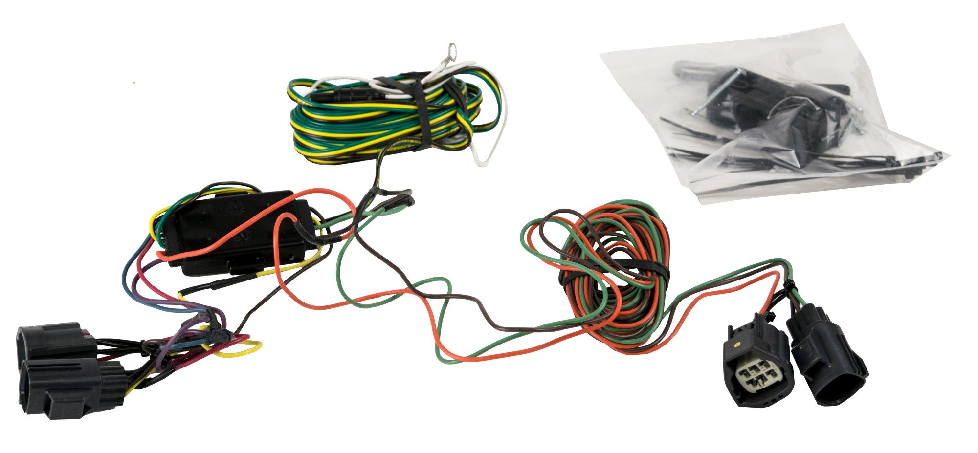 hight resolution of demco rv 9523146 towed vehicle wiring kit custom fit plug in image 1 of zoomed image