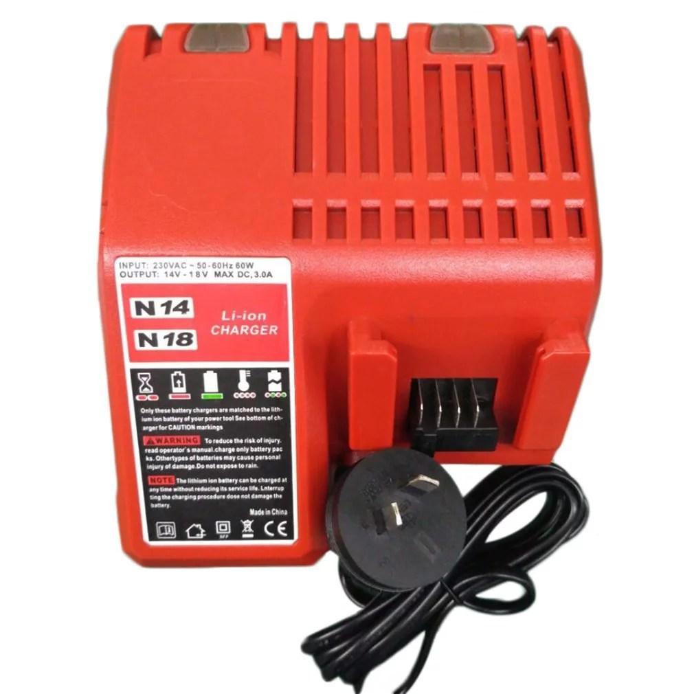 Milwaukee 144 Lithium Ion Battery