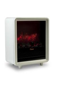 Crane Fireplace Heater - White - Walmart.com