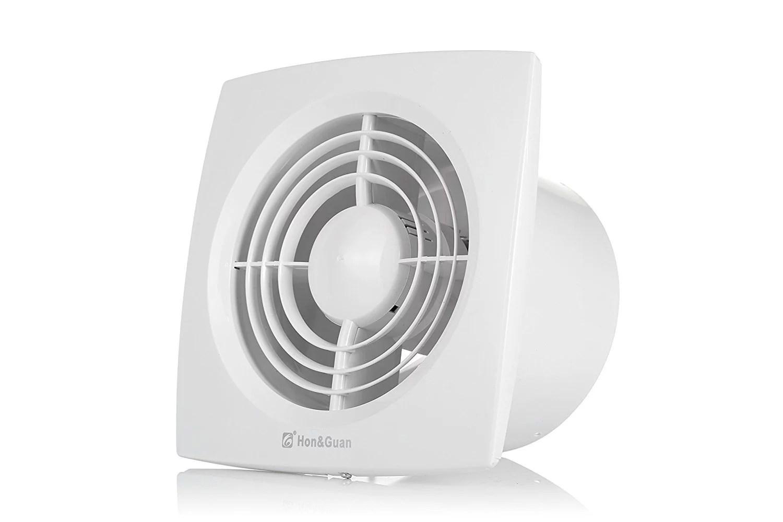 hon guan 6 home ventilation fan bathroom garage exhaust fan ceiling and wall mount exhaust fan for kitchen bathroom super silent strong