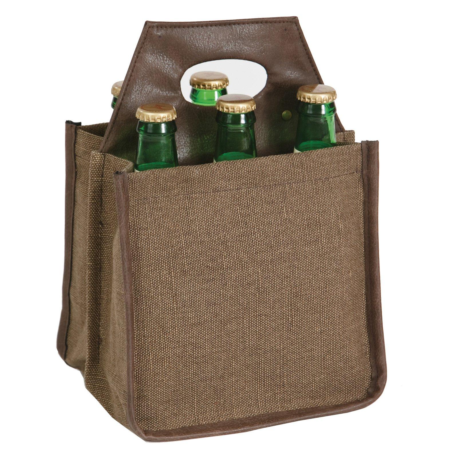 Picnic Plus - Picnic Plus Six Pack Bottle Carrier - Walmart.com - Walmart.com
