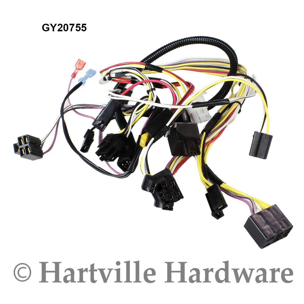 medium resolution of genuine john deere oem wiring harness gy20755 walmart com rh walmart com john deere electrical diagrams