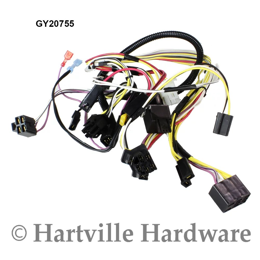 hight resolution of genuine john deere oem wiring harness gy20755 walmart com rh walmart com john deere electrical diagrams