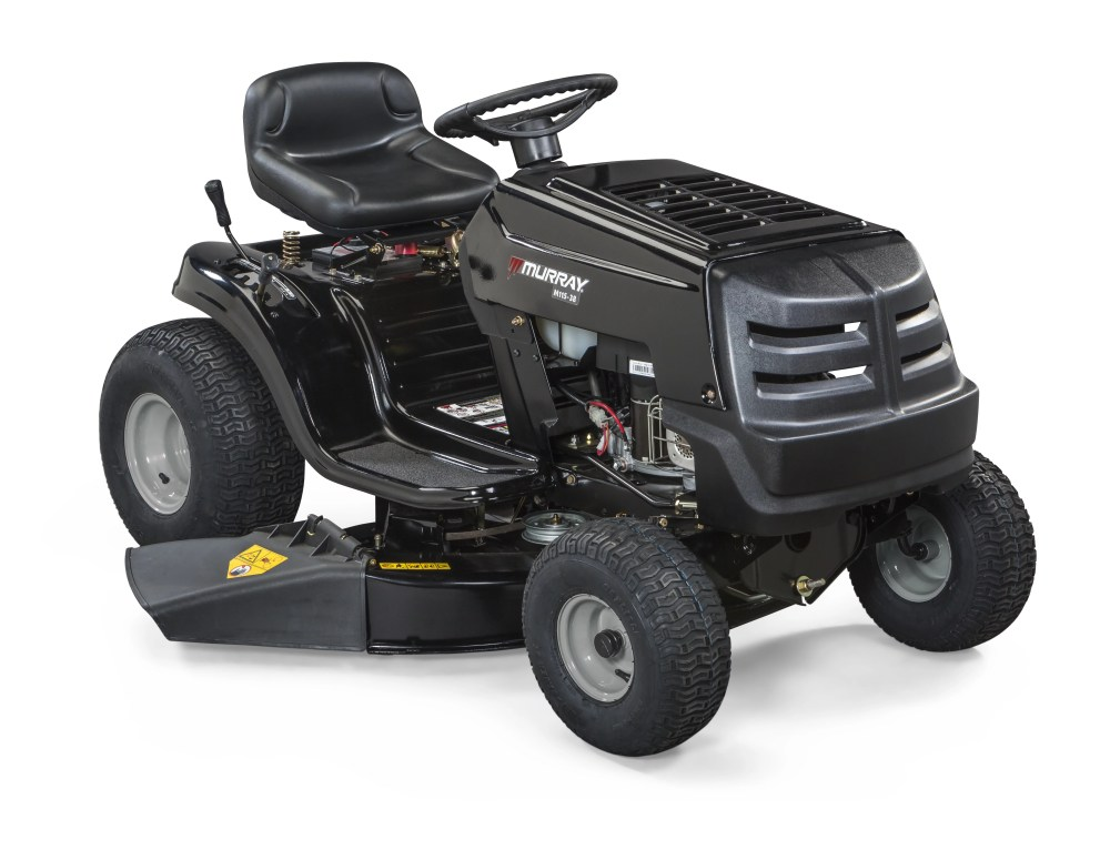 medium resolution of murray 38 11 5 hp riding mower with briggs and stratton powerbuilt engine