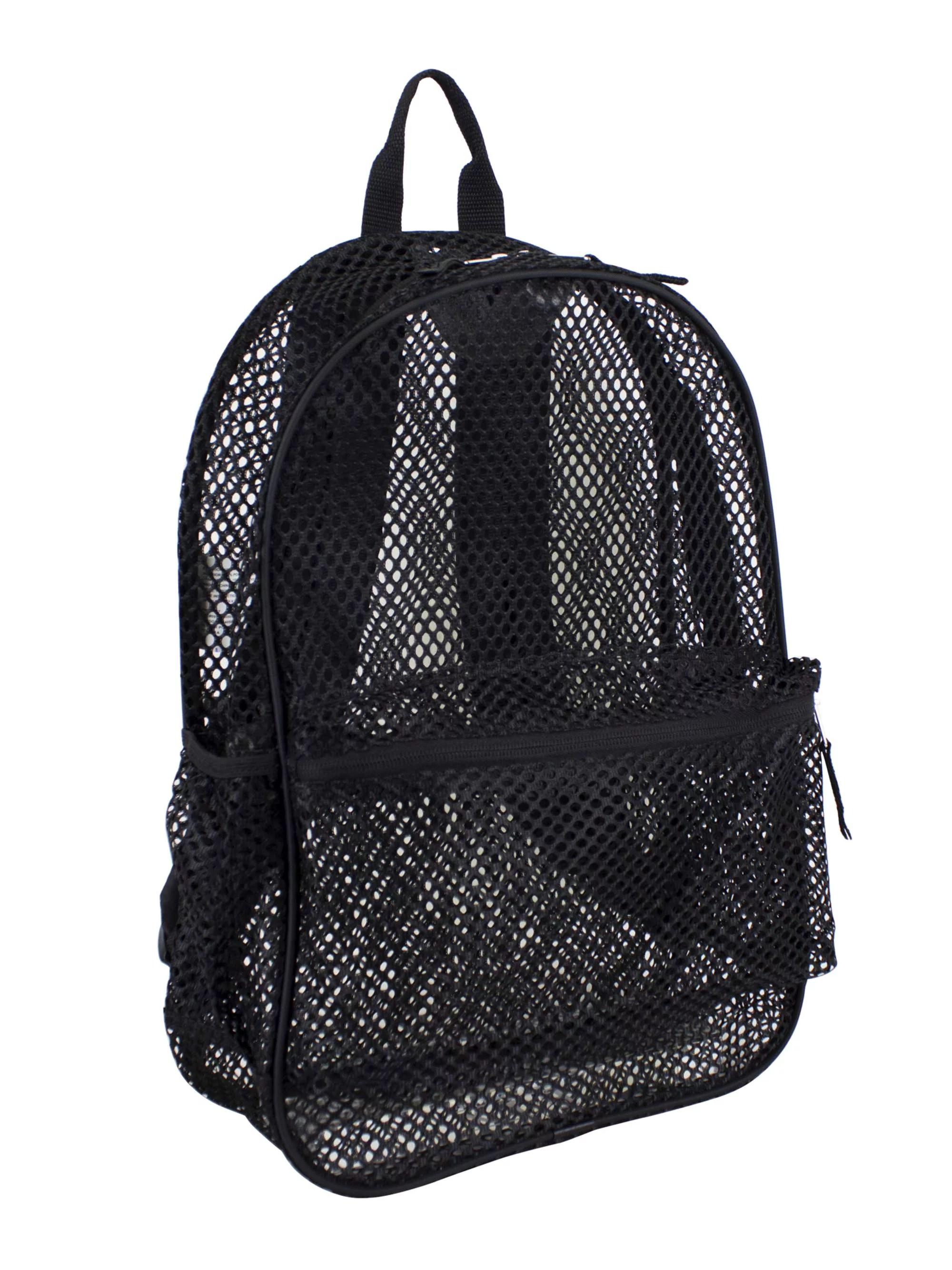 Eastsport Mesh Backpack with Padded Adjustable Straps