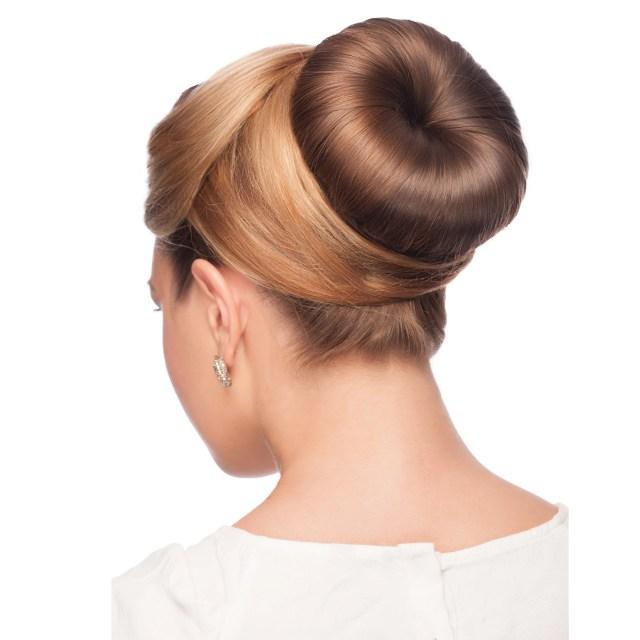 beaute galleria - bundle 3 pieces hair donuts bun maker