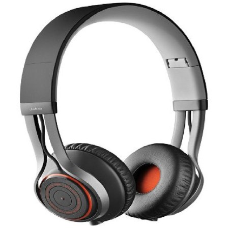 Jabra REVO Wireless Bluetooth Stereo Headphones - Retail Packaging - Black