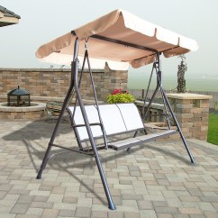 Swing Chair Dragon Mart Desk Mid Century Outdoor Gliders With Canopy And Walmart Mika Ridge