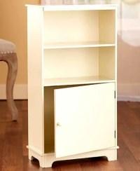 Antique White Storage Cabinet with Shelves - Walmart.com