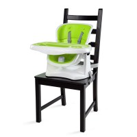 Ingenuity Smartclean Chairmate Chair Top High Chair Lime ...