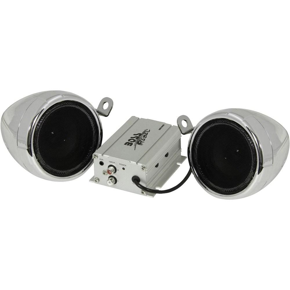 medium resolution of boss audio 508uab single din in dash cd am fm mp3 receiver with bluetooth walmart com