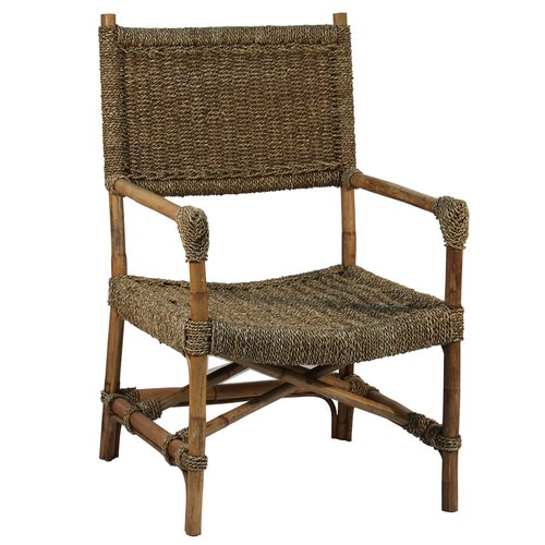 seagrass arm chair fold up chairs walmart ibolili simple armchair com
