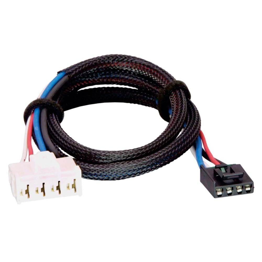 medium resolution of tekonsha 3020 p trailer brake control wiring harness 2 plugs dodge walmart com