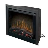 Dimplex 39 in. Standard Built-In Electric Fireplace Insert ...