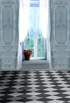 backdrop elegant child window floor