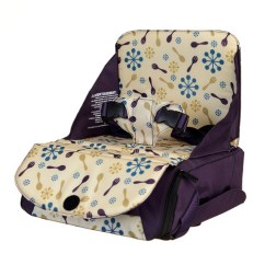 Munchkin High Chair Howard Elliott Puff Covers Travel Booster Seat Walmart Com