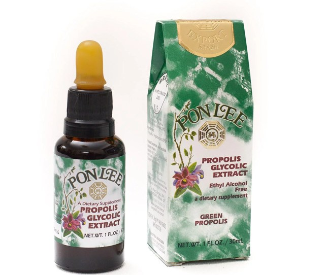 Pon Lee Brazilian Green Propolis Extract Alcohol Free 30 Ml