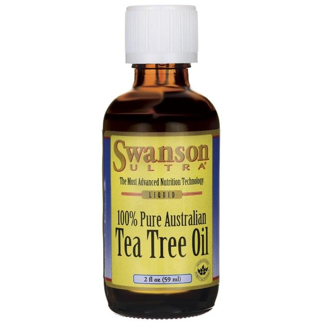 Swanson Tea Tree Oil 2 fl oz Liquid - Walmart.com ...