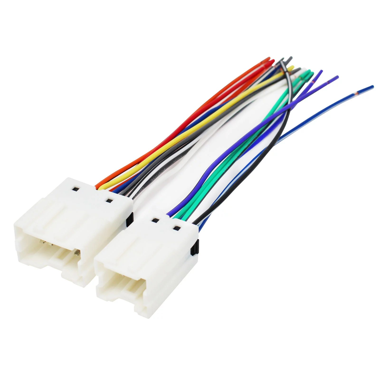 replacement radio wiring harness for 2006 nissan 350z grand touringreplacement radio wiring harness for 2006 nissan [ 1600 x 1600 Pixel ]