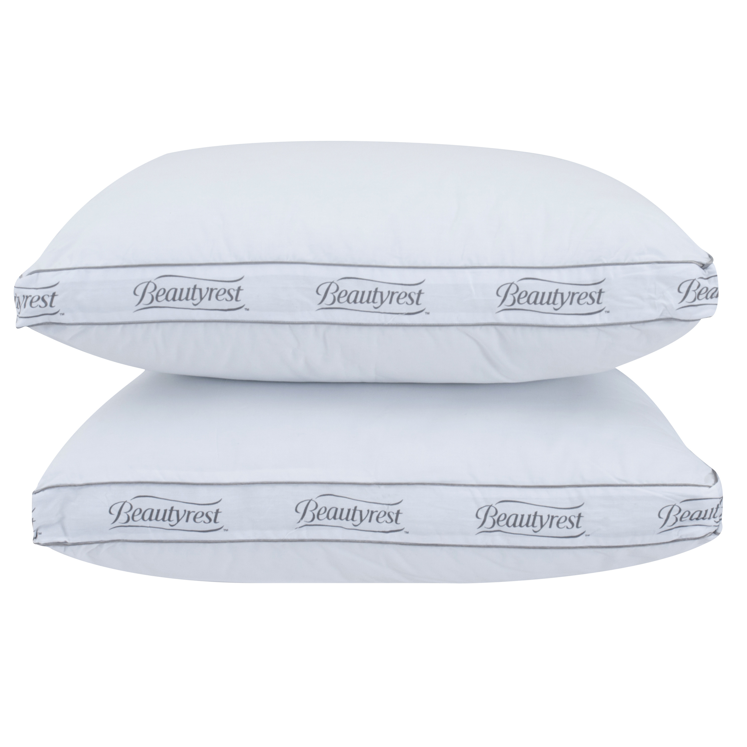 beautyrest luxury power extra firm pillow set of 2 in multiple sizes walmart com