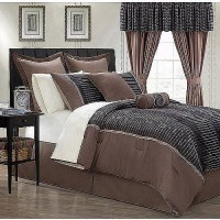 EverRouge Limbo 24-Piece Room in a Bag Bedding and Window ...