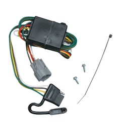 tekonsha 118365 trailer wiring connector t one 4 way flat replacement for oem wiring harness [ 1500 x 1500 Pixel ]