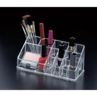 Lipstick Holder, Orgnaizer (12) Lipstick Sections ...