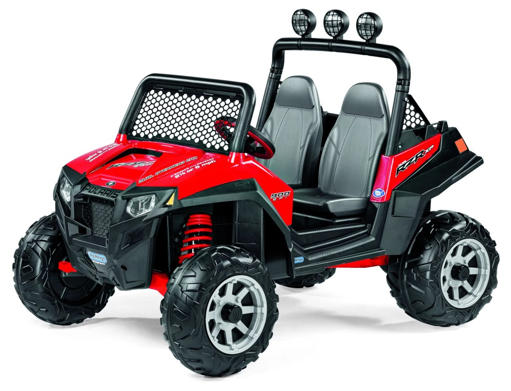 medium resolution of peg perego polaris ranger rzr 900 12 volt battery powered ride on red walmart com