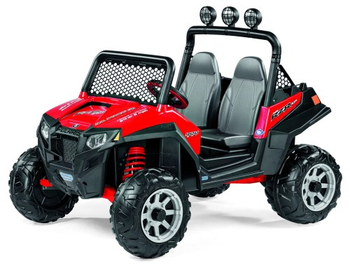 small resolution of peg perego polaris ranger rzr 900 12 volt battery powered ride on red walmart com