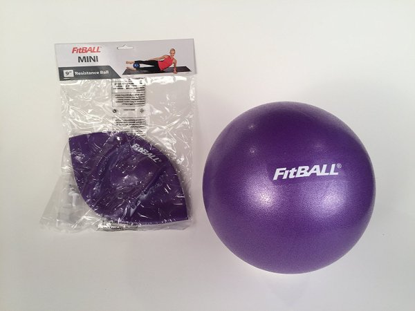 Fitball Mini Exercise Ball 9 - Purple