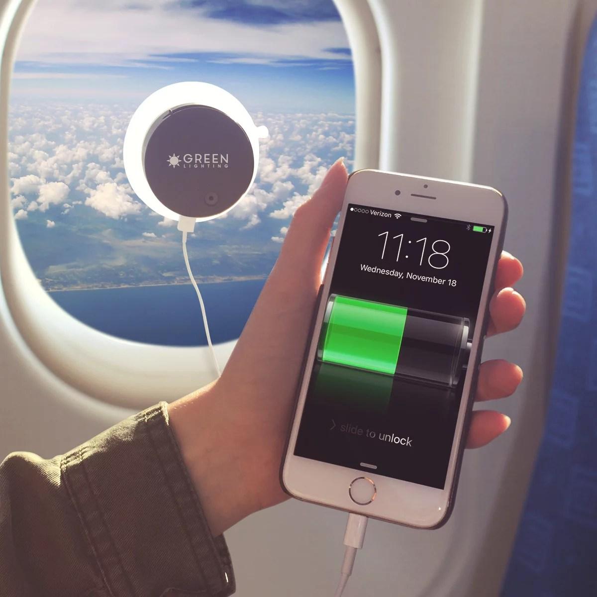 greenlighting new solar phone