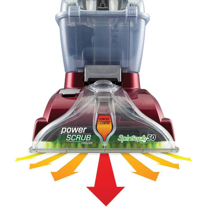 Hoover Power Scrub Deluxe Carpet Washer Manual Scifihitscom
