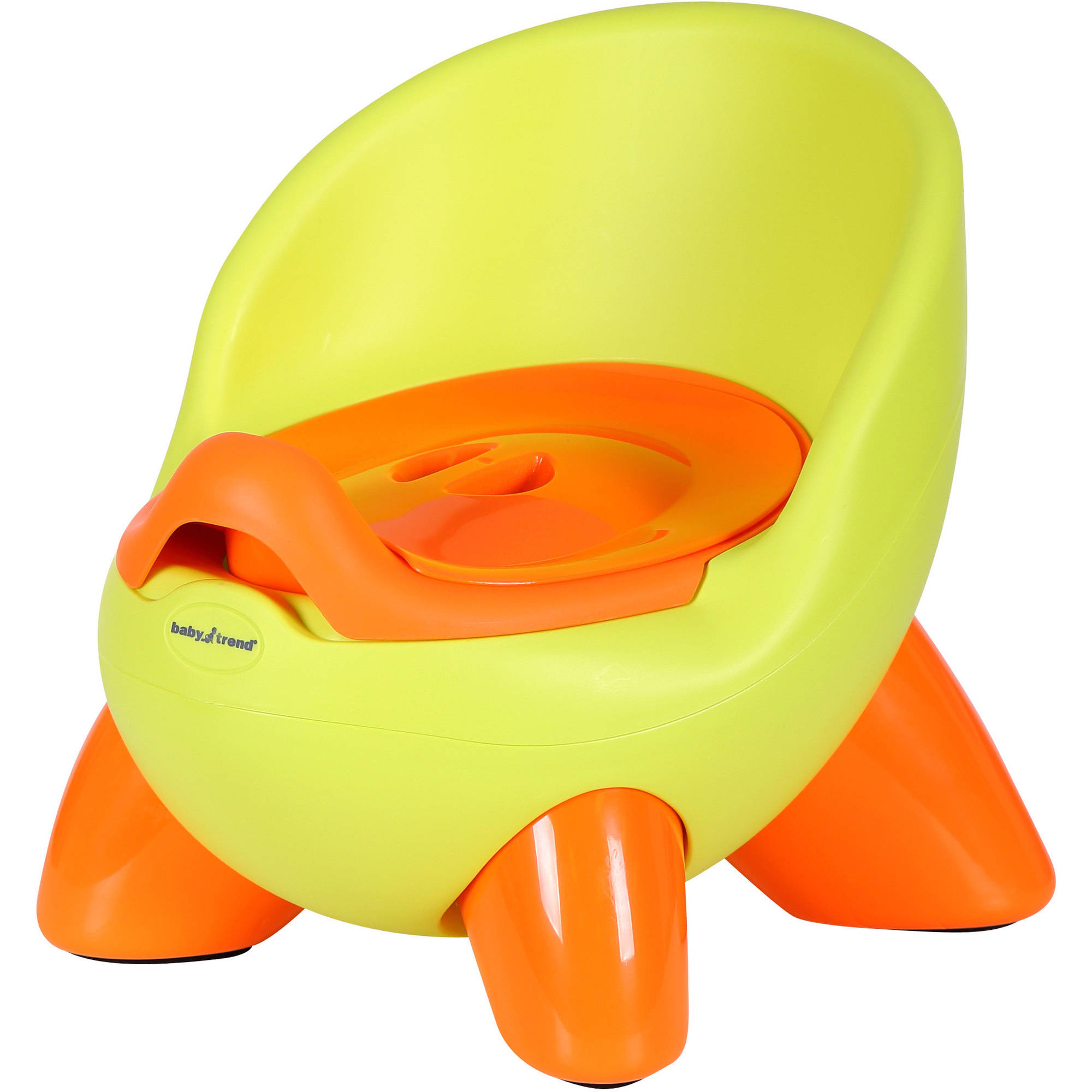 potty chair large child antique ladder back chairs with rush seats baby trend mod walmart com