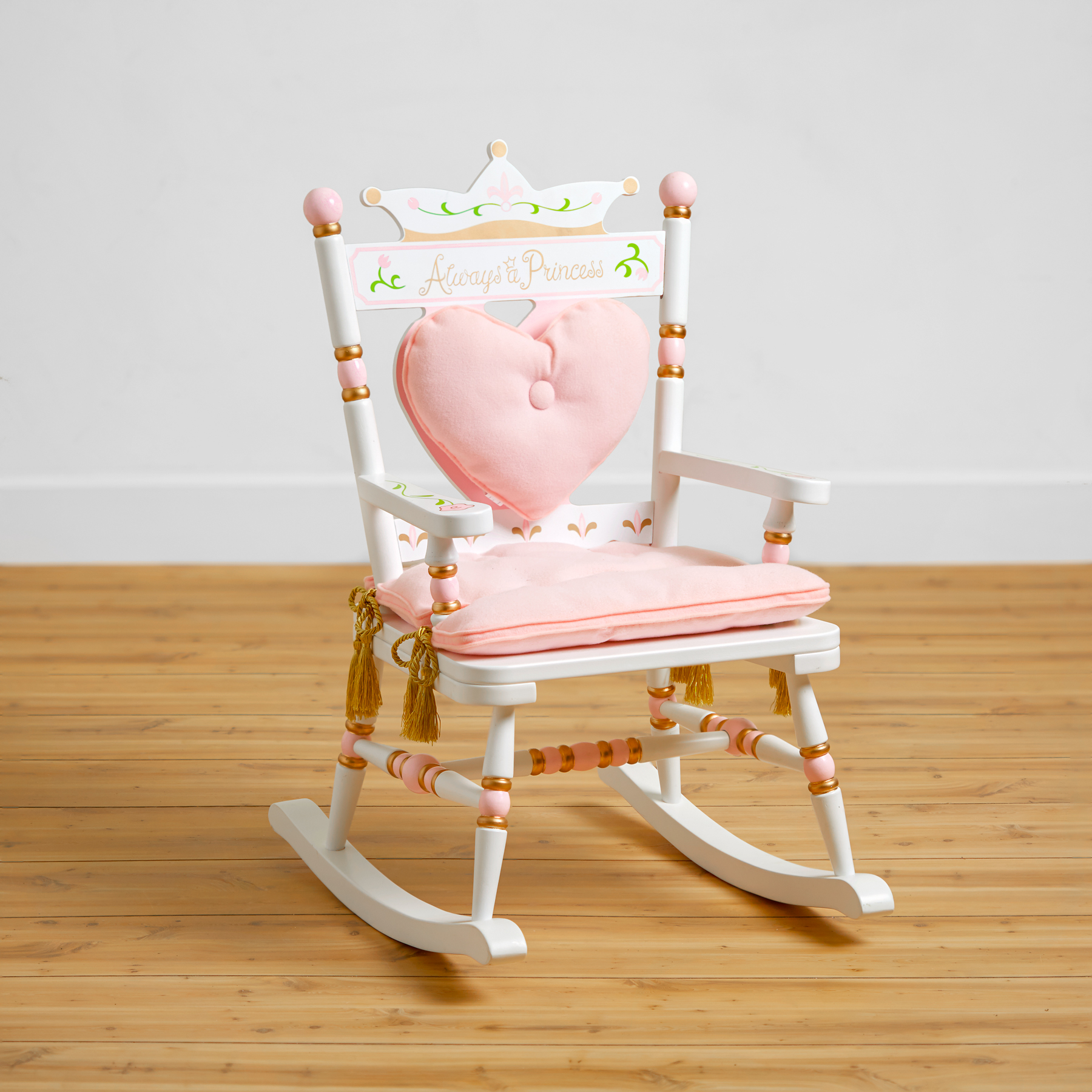 Wildkin Royal Rocking Chair Princess  Walmartcom