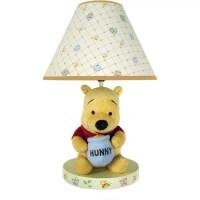 Disney - Winnie the Pooh Lamp with Shade - Walmart.com