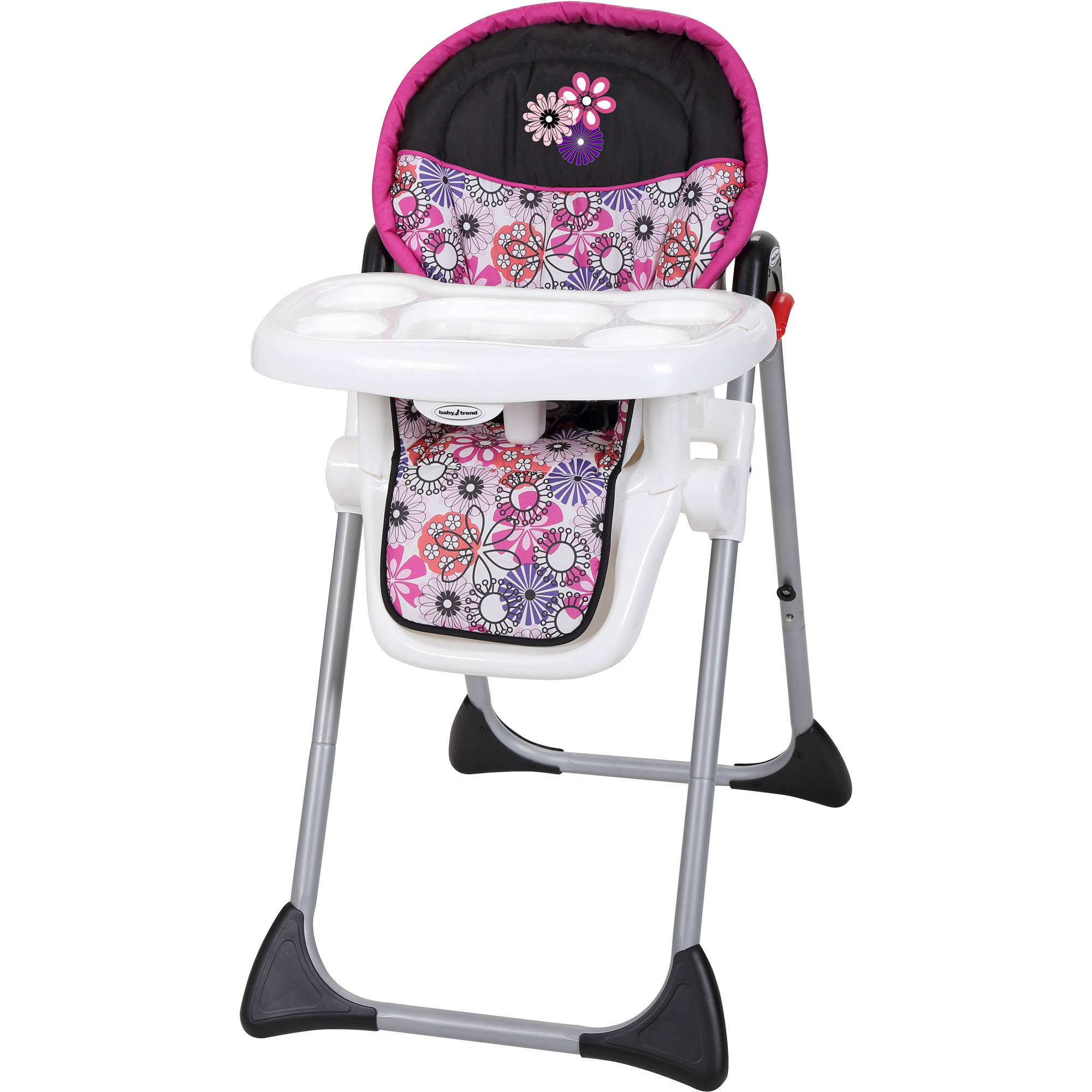 Baby Trend Sit Right High Chair Portable Convertible Baby