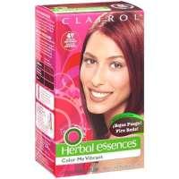 Clairol/Herbal Essences: Disco Inferno Permanent Hair ...