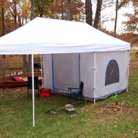 King Canopy's Accessory Tent for Explorer Pop-up Canopy ...