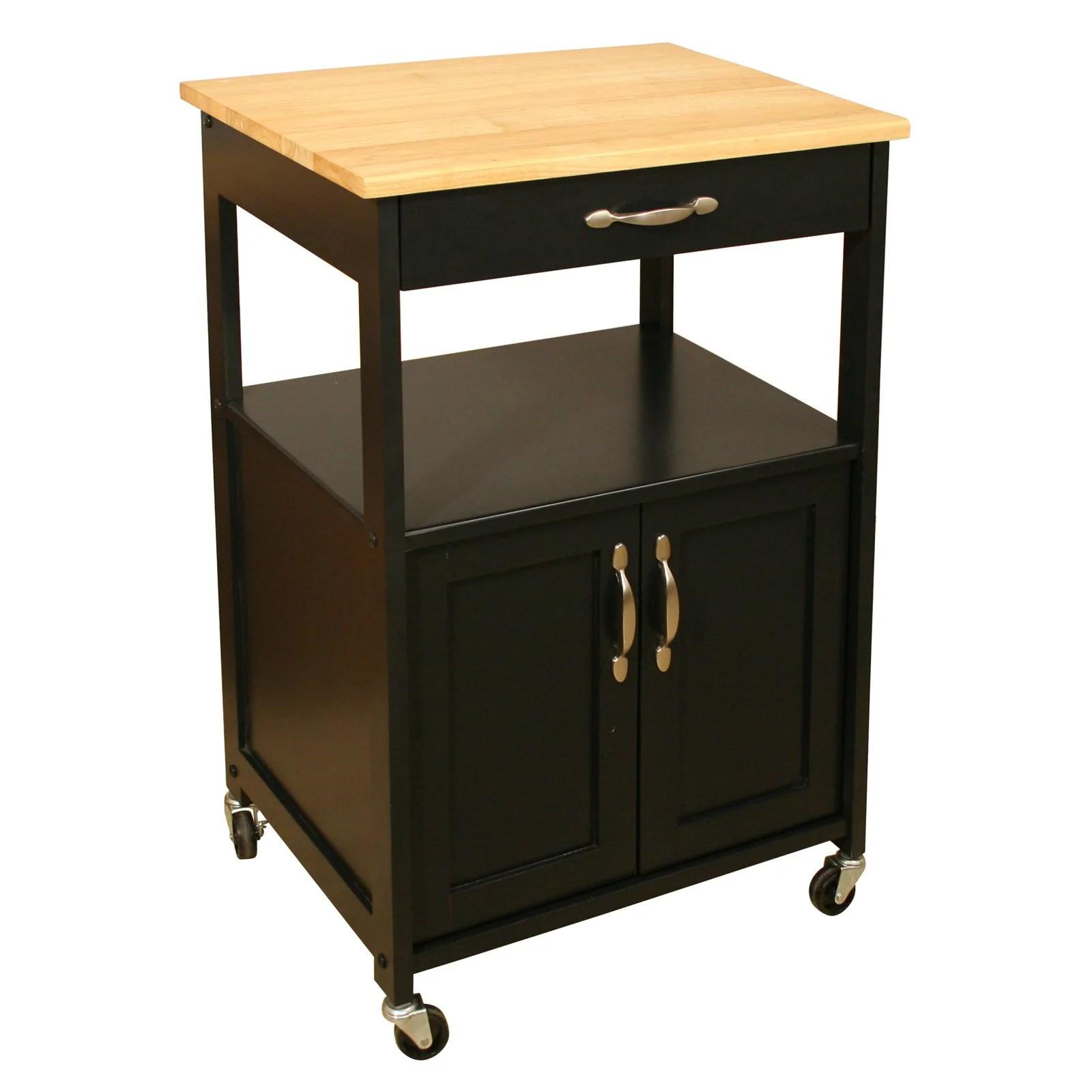 kitchen trolley cart ladder catskill craftsmen black walmart com