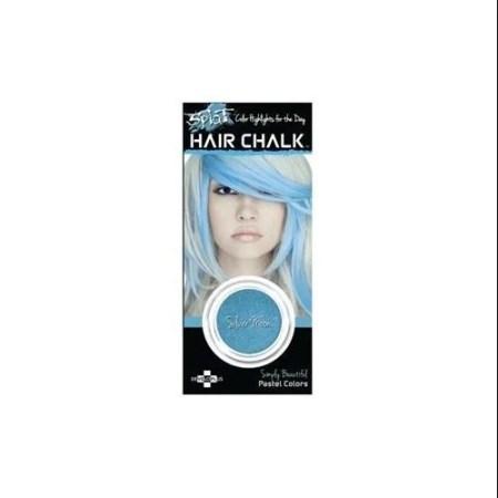 splat hair chalk highlights silver moon walmart